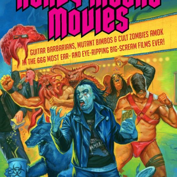 """HEAVY METAL MOVIES, by Mike """"McBeardo"""" McPadden"""