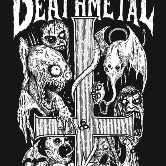 SWEDISH DEATH METAL, by Daniel Ekeroth (Hardcover and Softcover)