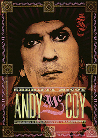 SHERIFF MCCOY: Outlaw Legend of Hanoi Rocks, by Andy McCoy