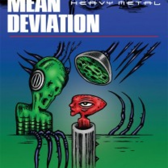 MEAN DEVIATION: Four Decades of Progressive Heavy Metal, by Jeff Wagner
