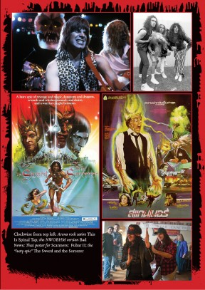 "HEAVY METAL MOVIES, by Mike ""McBeardo"" McPadden"