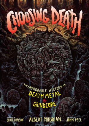 CHOOSING DEATH front cover