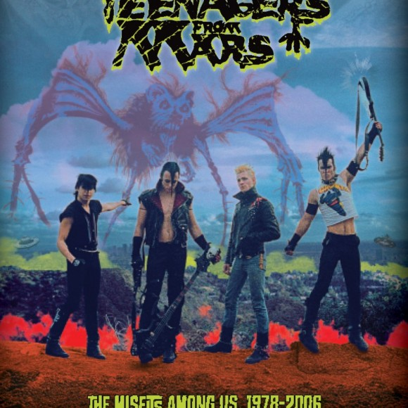TEENAGERS FROM MARS: The Misfits Among Us, 1978-2006, by Frank White & Ken Caiafa