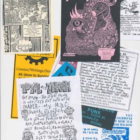 THRASH ADVERTISING, by Marc Fischer   Public Collectors
