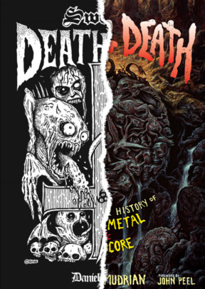 DEATH & DEATH: Swedish Death Metal Hardcover / Choosing Death Death-luxe Set
